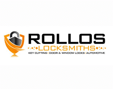 Rollos Locksmiths Logo